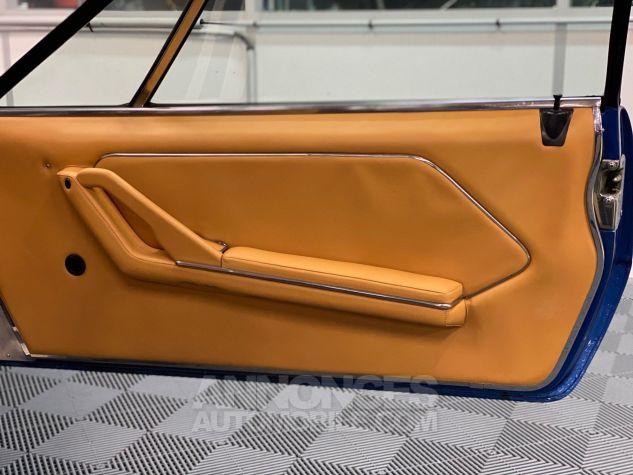 Lamborghini Jarama S Bleu Tahiti Occasion - 20