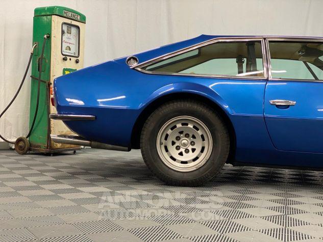 Lamborghini Jarama S Bleu Tahiti Occasion - 31