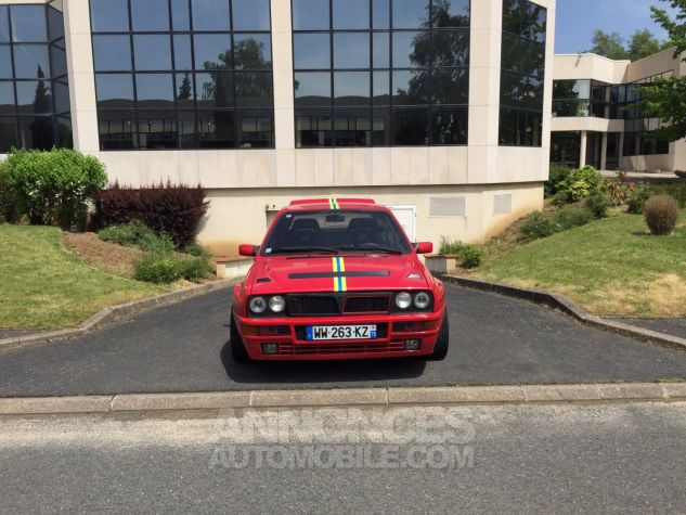 Lancia DELTA Delta HF integrale  Rouge  Occasion - 0