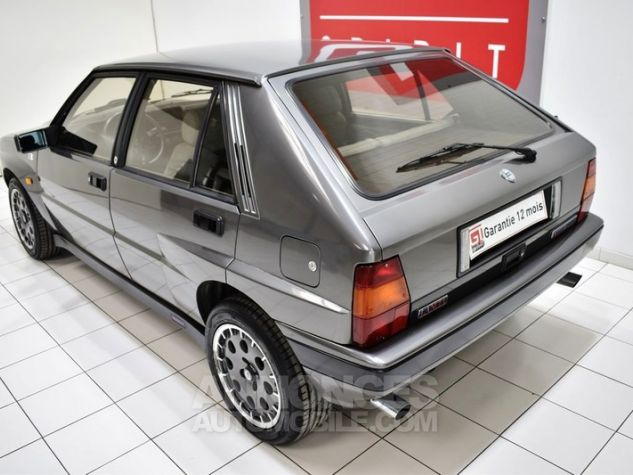 Lancia DELTA HF Intégrale 16V Grigio  Quartz  Metal 649 Occasion - 14