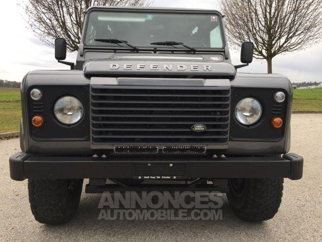Land Rover Defender  110 TD4 SW Legend 7 places Gris foncé Occasion - 5