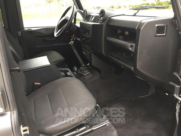 Land Rover Defender  110 TD4 SW Legend 7 places Gris foncé Occasion - 9