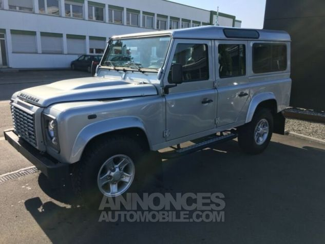 Land Rover Defender 110 SW SE 7 Places Gris métallisé Occasion - 1