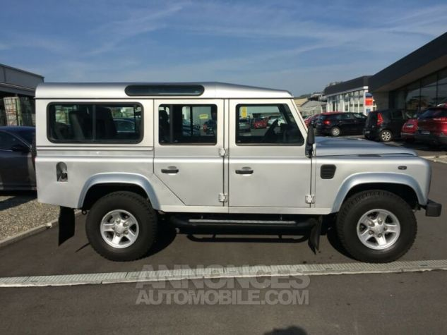 Land Rover Defender 110 SW SE 7 Places Gris métallisé Occasion - 3