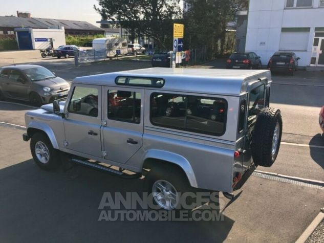 Land Rover Defender 110 SW SE 7 Places Gris métallisé Occasion - 5