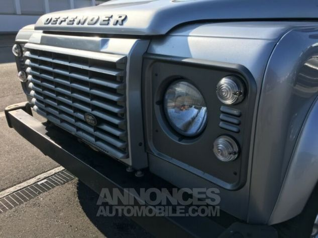 Land Rover Defender 110 SW SE 7 Places Gris métallisé Occasion - 7