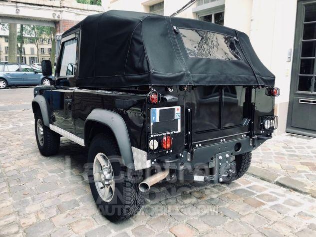 Land Rover Defender 4 UTILITAIRE IV 2.2 TD SE MARK 3 EDEN PARK Noir Metal Occasion - 5