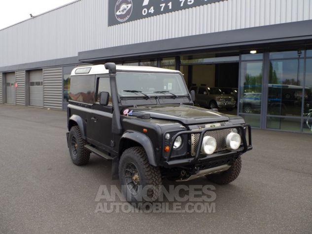 Land Rover Defender 90 TD5 SW Préparé Noir Occasion - 2