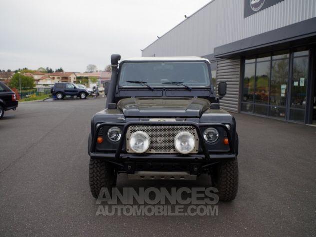 Land Rover Defender 90 TD5 SW Préparé Noir Occasion - 4