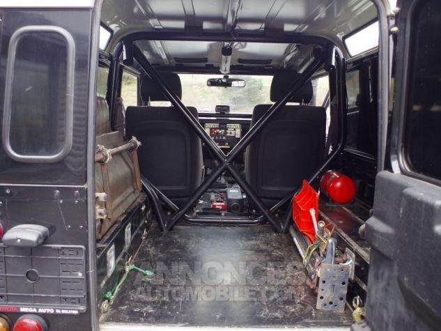 Land Rover Defender 90 TD5 SW Préparé Noir Occasion - 8