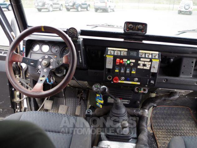 Land Rover Defender 90 TD5 SW Préparé Noir Occasion - 12