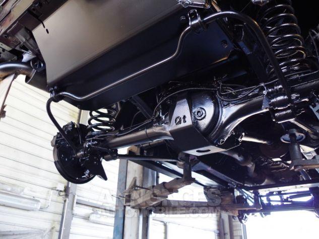 Land Rover Defender 90 TD5 SW Préparé Noir Occasion - 20