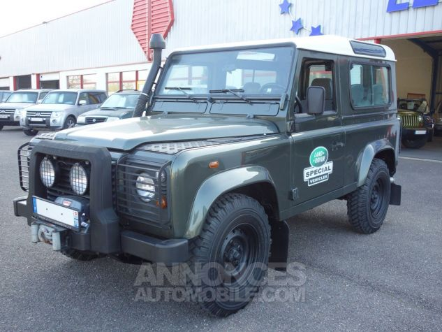 Land Rover Defender 90 td5 sw se vert Occasion - 1