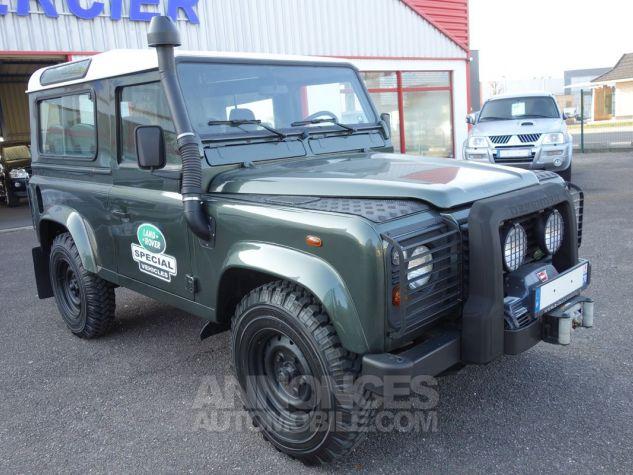 Land Rover Defender 90 td5 sw se vert Occasion - 7