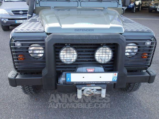 Land Rover Defender 90 td5 sw se vert Occasion - 8