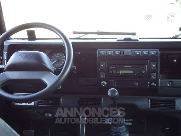 Land Rover Defender 90 td5 sw se vert Occasion - 9