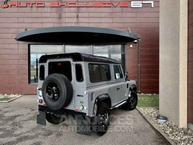 Land Rover Defender Station Wagon 90 TD4 122 AUTOBIOGRAPHY BLACK bicolore Occasion - 9