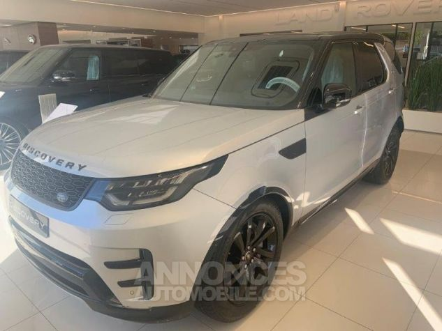Land Rover Discovery 3.0 SDV6 Landmark Edition Gris Neuf - 1