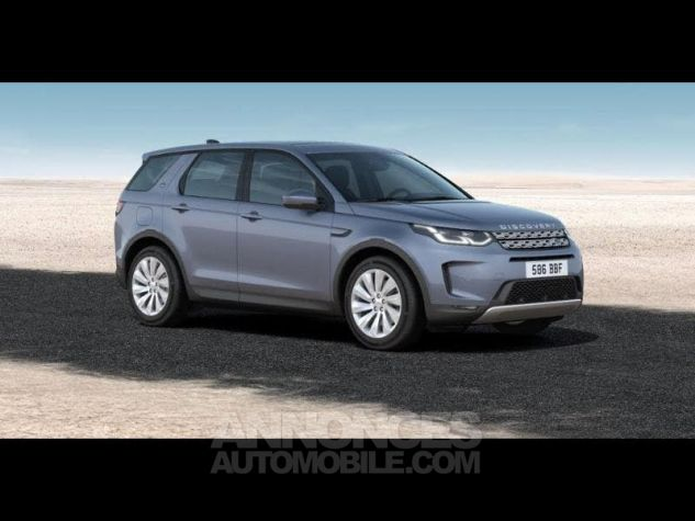 Land Rover Discovery Sport 2.0 D 150 SE AWD BVA MkV Bleu (BYRON BLUE) Neuf - 0