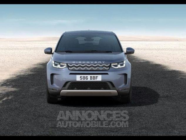 Land Rover Discovery Sport 2.0 D 150 SE AWD BVA MkV Bleu (BYRON BLUE) Neuf - 4