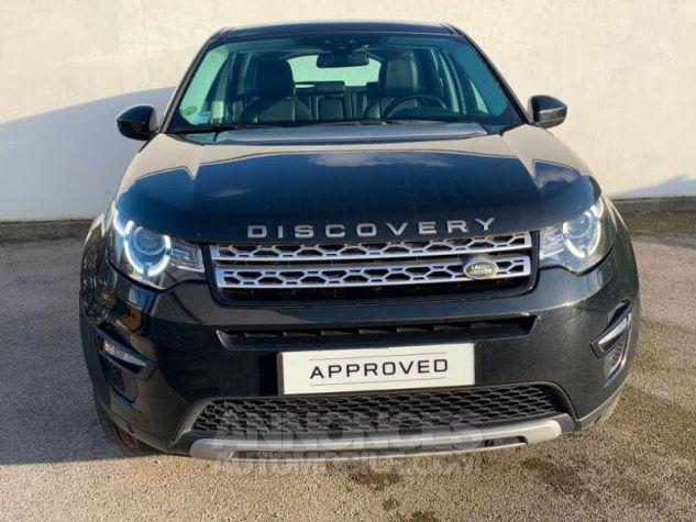 Land Rover Discovery Sport 2.0 TD4 150 AWD HSE BVA MkII Noir (SANTORINI BLACK) Occasion - 1