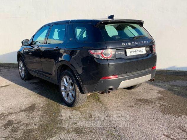 Land Rover Discovery Sport 2.0 TD4 150 AWD HSE BVA MkII Noir (SANTORINI BLACK) Occasion - 3
