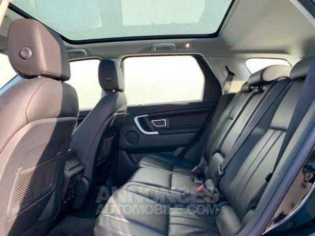 Land Rover Discovery Sport 2.0 TD4 150 AWD HSE BVA MkII Noir (SANTORINI BLACK) Occasion - 6