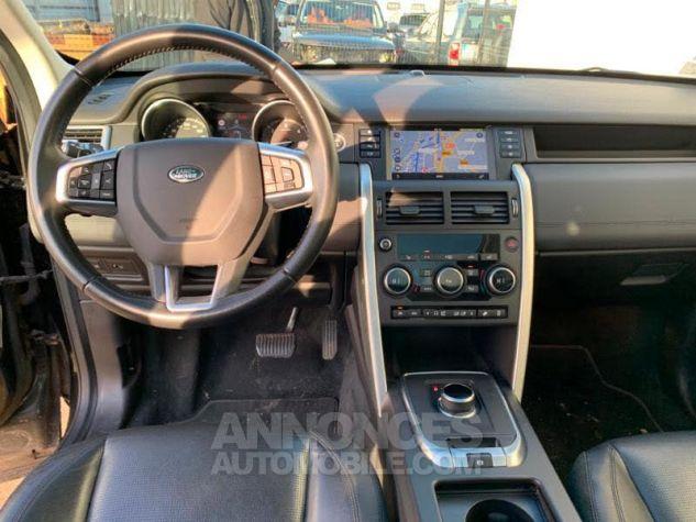 Land Rover Discovery Sport 2.0 TD4 150 AWD HSE BVA MkII Noir (SANTORINI BLACK) Occasion - 7