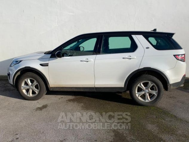 Land Rover Discovery Sport 2.0 TD4 150 AWD SE MkII BLANC FUJI Occasion - 2