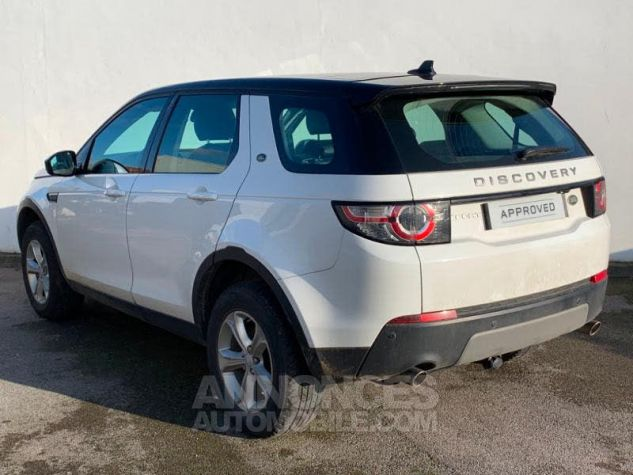 Land Rover Discovery Sport 2.0 TD4 150 AWD SE MkII BLANC FUJI Occasion - 3