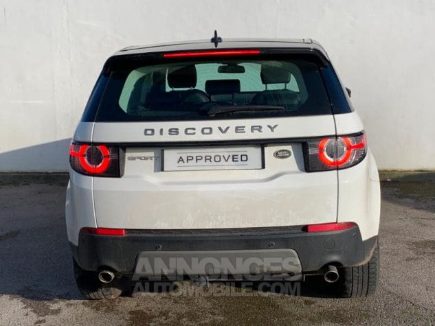 Land Rover Discovery Sport 2.0 TD4 150 AWD SE MkII BLANC FUJI Occasion - 4