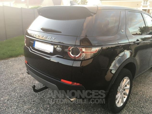 Land Rover Discovery Sport SE 4WD AUTO Noir Occasion - 2