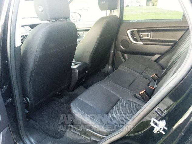 Land Rover Discovery Sport SE 4WD AUTO Noir Occasion - 5