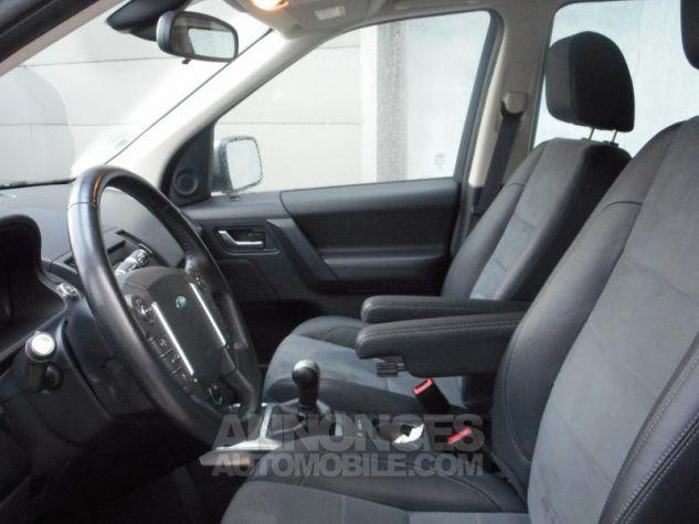 Land Rover Freelander TD4 XS Mark V 4x4 GRIS FONCE Occasion - 3