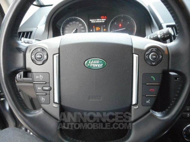 Land Rover Freelander TD4 XS Mark V 4x4 GRIS FONCE Occasion - 5