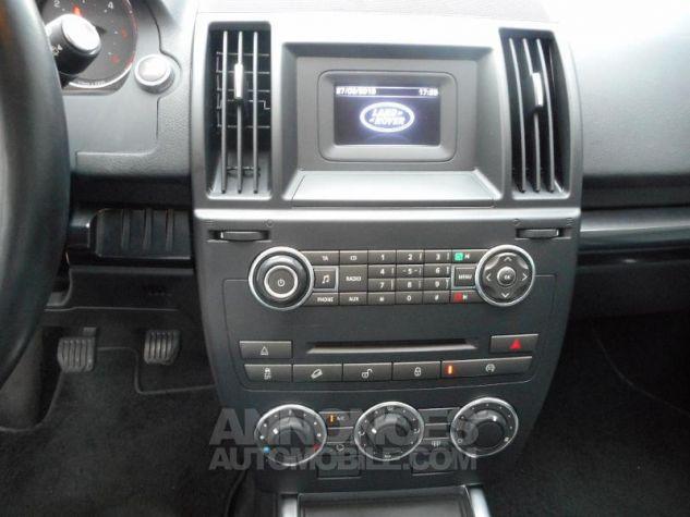 Land Rover Freelander TD4 XS Mark V 4x4 GRIS FONCE Occasion - 7