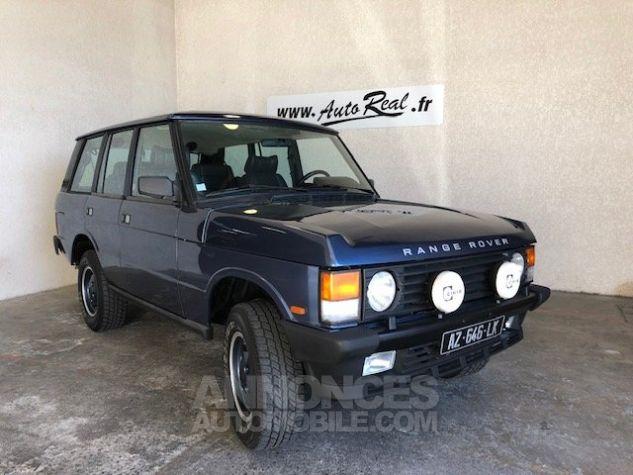 Land Rover Range Rover Classic Vogue SE V8 BVM 4-portes Bleu métallisée Occasion - 1