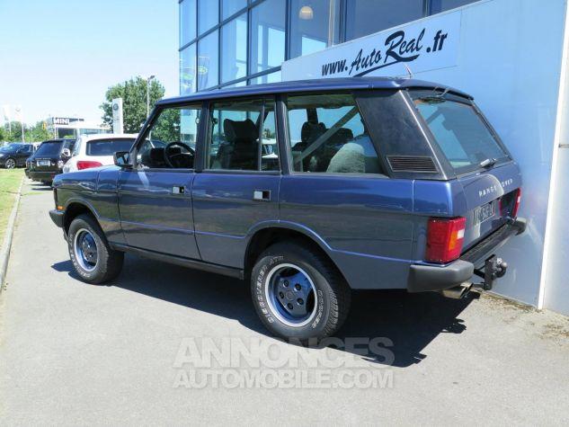 Land Rover Range Rover Classic Vogue SE V8 BVM 4-portes Bleu métallisée Occasion - 3