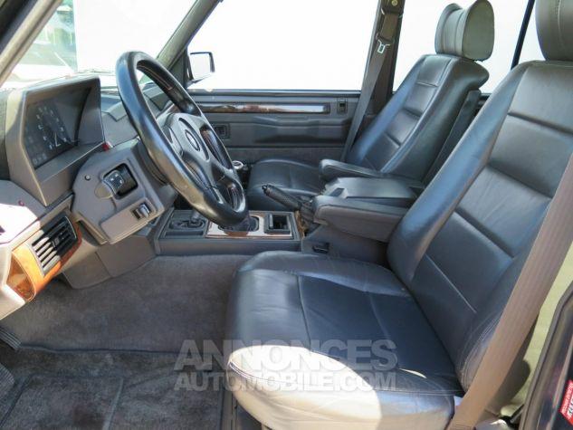 Land Rover Range Rover Classic Vogue SE V8 BVM 4-portes Bleu métallisée Occasion - 5