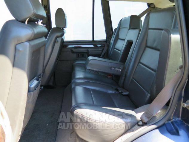Land Rover Range Rover Classic Vogue SE V8 BVM 4-portes Bleu métallisée Occasion - 6