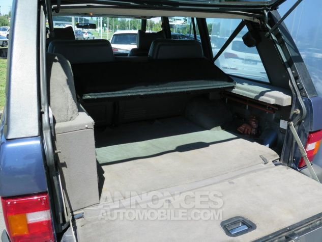 Land Rover Range Rover Classic Vogue SE V8 BVM 4-portes Bleu métallisée Occasion - 8