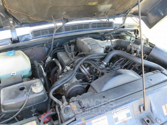 Land Rover Range Rover Classic Vogue SE V8 BVM 4-portes Bleu métallisée Occasion - 10