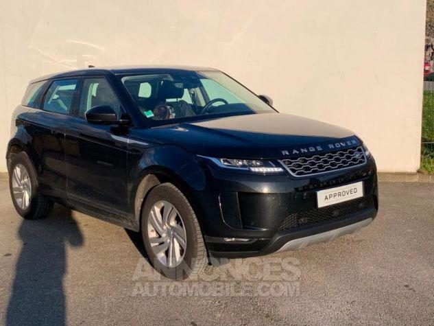 Land Rover Range Rover Evoque 2.0 D 150 SE AWD BVA NOIR SANTORINI Occasion - 0