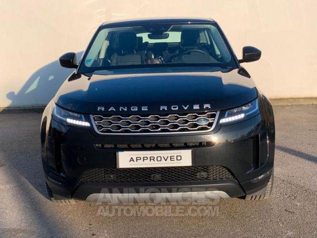 Land Rover Range Rover Evoque 2.0 D 150 SE AWD BVA NOIR SANTORINI Occasion - 1