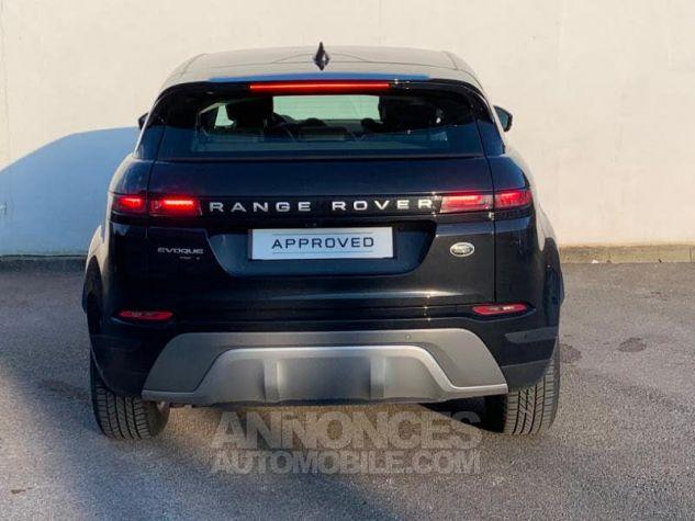 Land Rover Range Rover Evoque 2.0 D 150 SE AWD BVA NOIR SANTORINI Occasion - 4
