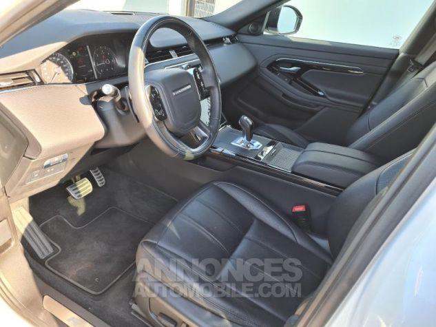 Land Rover Range Rover Evoque 2.0 D 150ch R-Dynamic S AWD BVA Blanc Occasion - 4