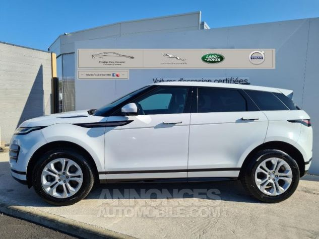 Land Rover Range Rover Evoque 2.0 D 150ch R-Dynamic S AWD BVA Blanc Occasion - 5