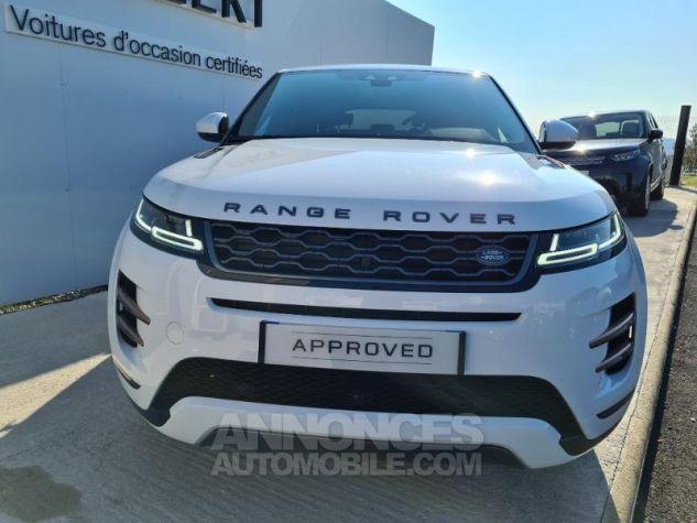Land Rover Range Rover Evoque 2.0 D 150ch R-Dynamic S AWD BVA Blanc Occasion - 7