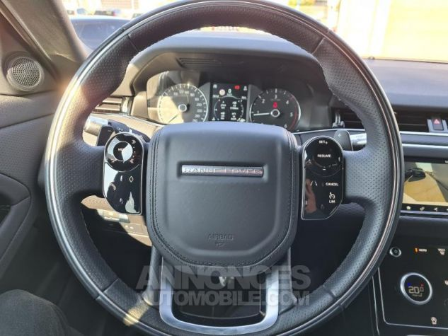 Land Rover Range Rover Evoque 2.0 D 150ch R-Dynamic S AWD BVA Blanc Occasion - 11