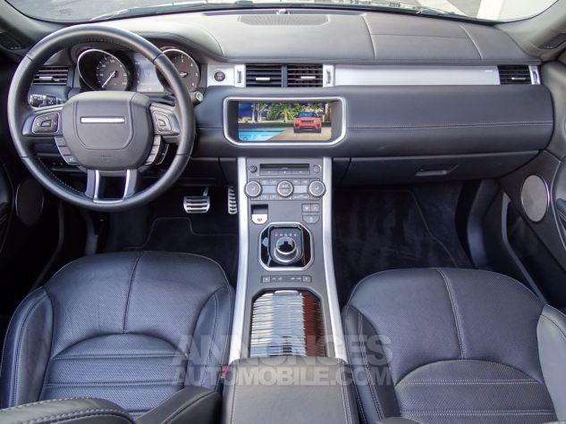 Land Rover Range Rover Evoque CABRIOLET 2.0 TD4 HSE DYNAMIC 180 CV BLACK LINE Gris Métal Leasing - 8